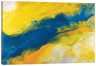 Evolving Elegance Canvas Art Print