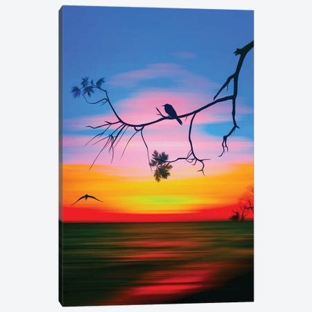 Morning Canvas Print #IVG203} by Ievgeniia Bidiuk Canvas Artwork