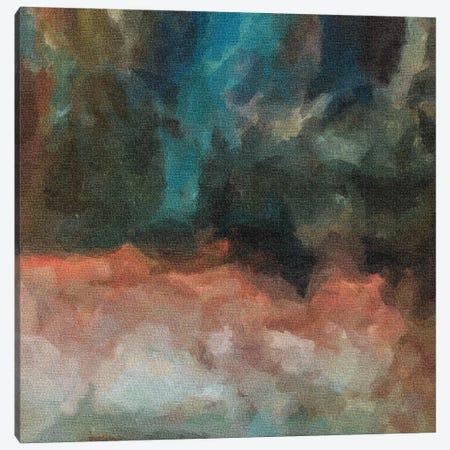 Multi Colored Clouds Canvas Print #IVG20} by Ievgeniia Bidiuk Canvas Art
