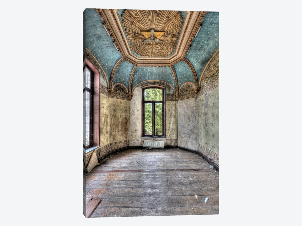 Chateau Rochendaal I by Ivo Sneeuw 1-piece Canvas Artwork