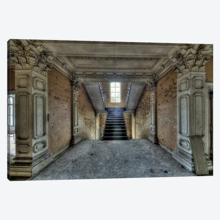 Chateau Rochendaal II Canvas Print #IVO13} by Ivo Sneeuw Canvas Print
