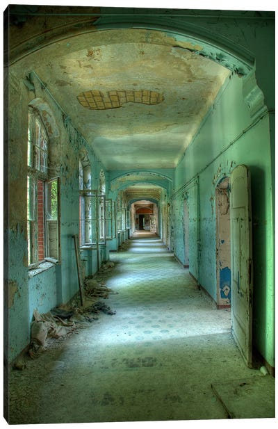 Beelitz Canvas Art Print