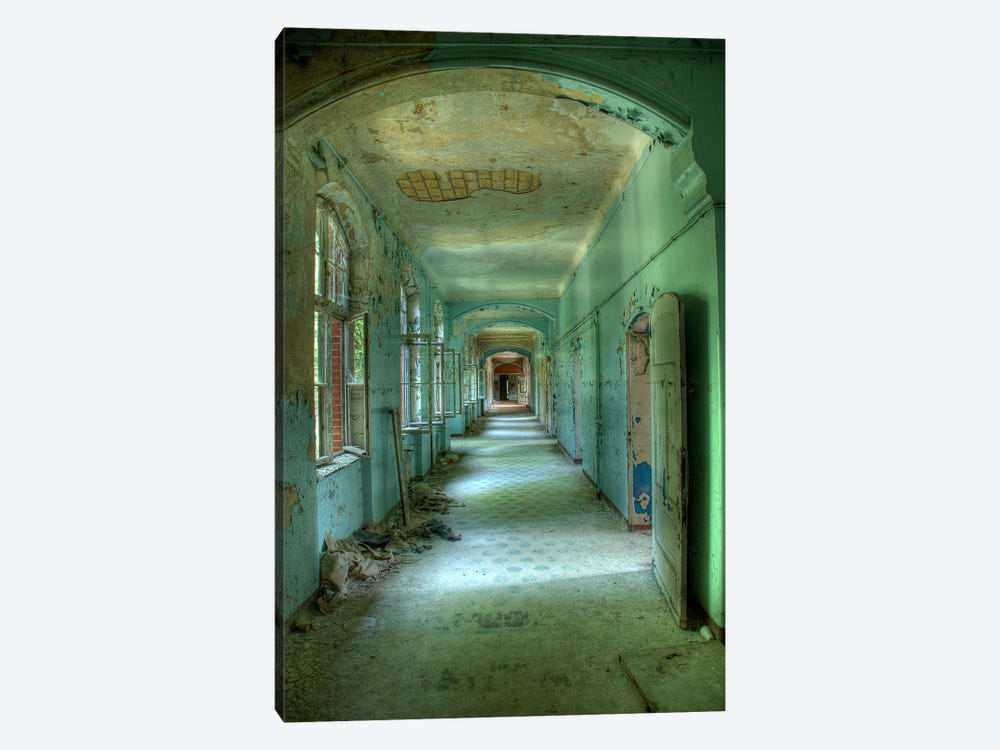 Beelitz by Ivo Sneeuw 1-piece Canvas Art Print