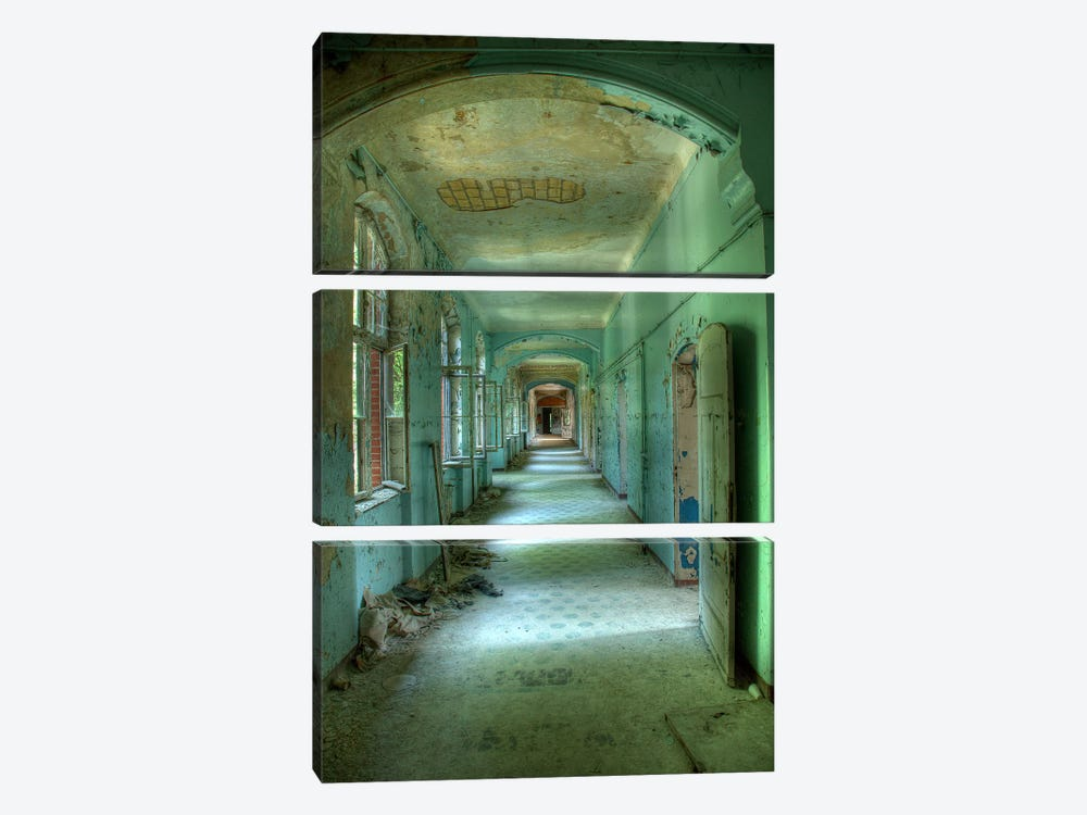 Beelitz 3-piece Canvas Print