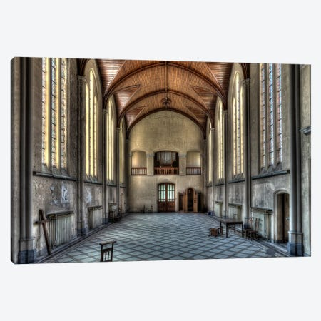 Salve Mater Canvas Print #IVO20} by Ivo Sneeuw Canvas Wall Art