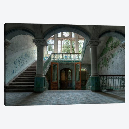 Beelitz Sanatorium Canvas Print #IVO2} by Ivo Sneeuw Canvas Artwork