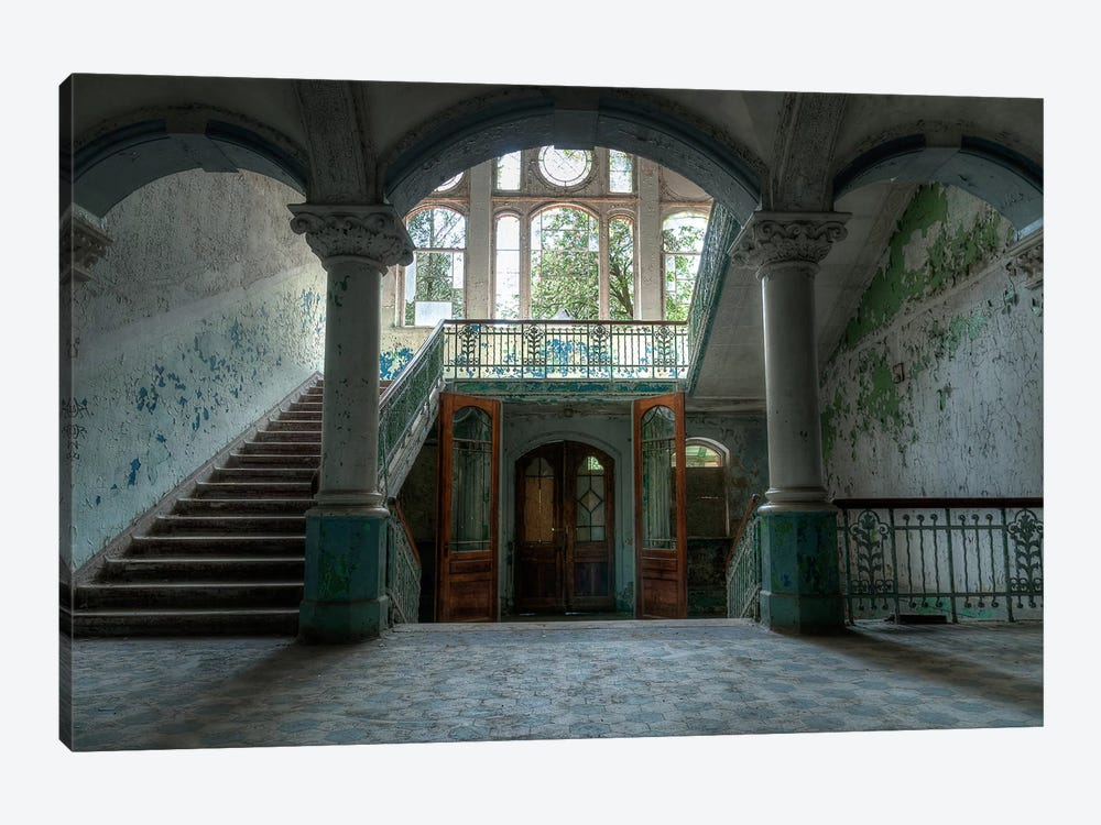 Beelitz Sanatorium by Ivo Sneeuw 1-piece Canvas Wall Art