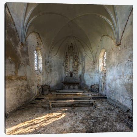 Chapel de la Meuse I Canvas Print #IVO4} by Ivo Sneeuw Canvas Art Print