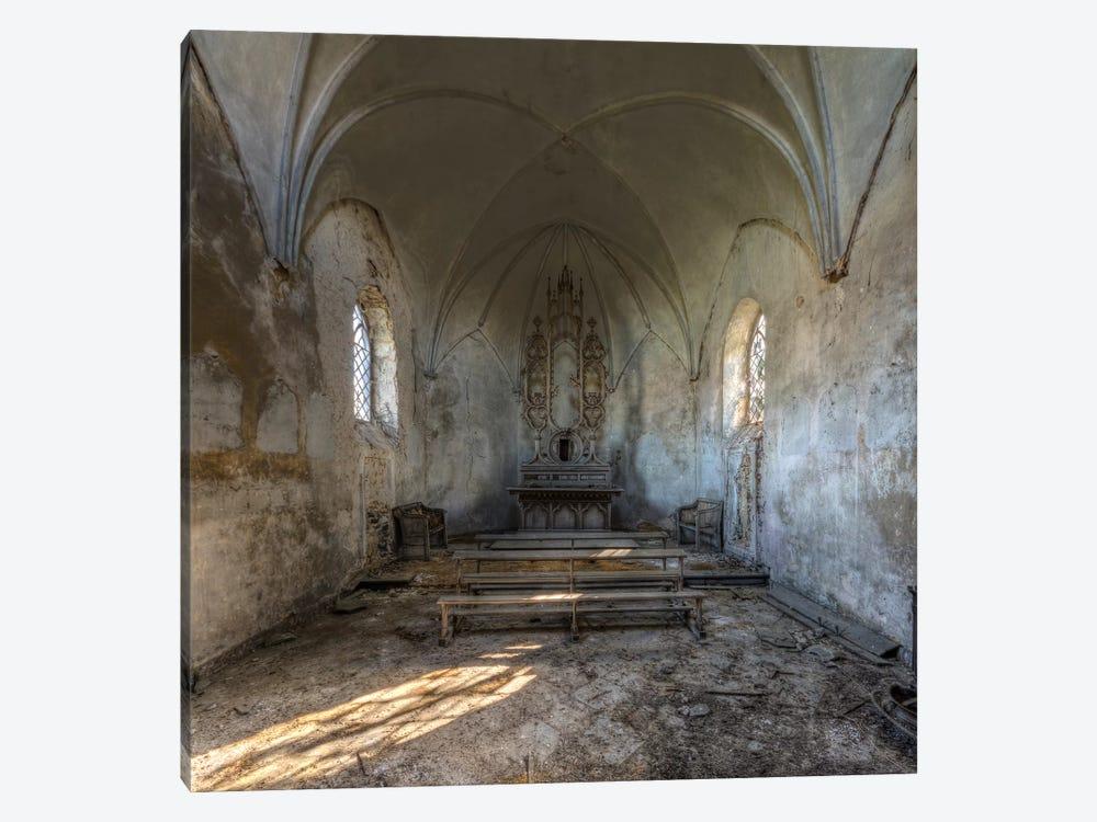 Chapel de la Meuse I by Ivo Sneeuw 1-piece Canvas Art
