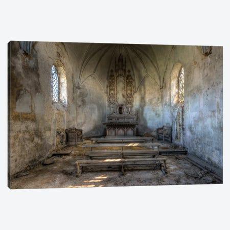 Chapel de la Meuse III Canvas Print #IVO6} by Ivo Sneeuw Art Print