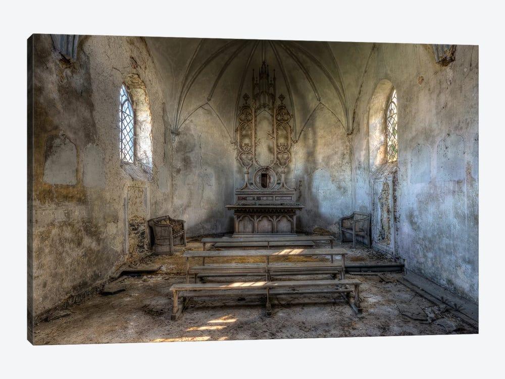 Chapel de la Meuse III by Ivo Sneeuw 1-piece Canvas Wall Art