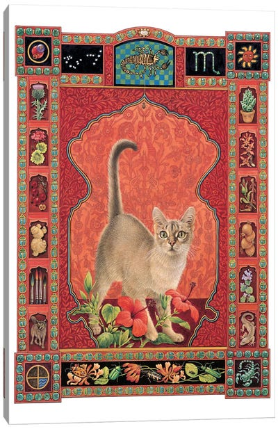 Scorpio - Sirius Canvas Art Print