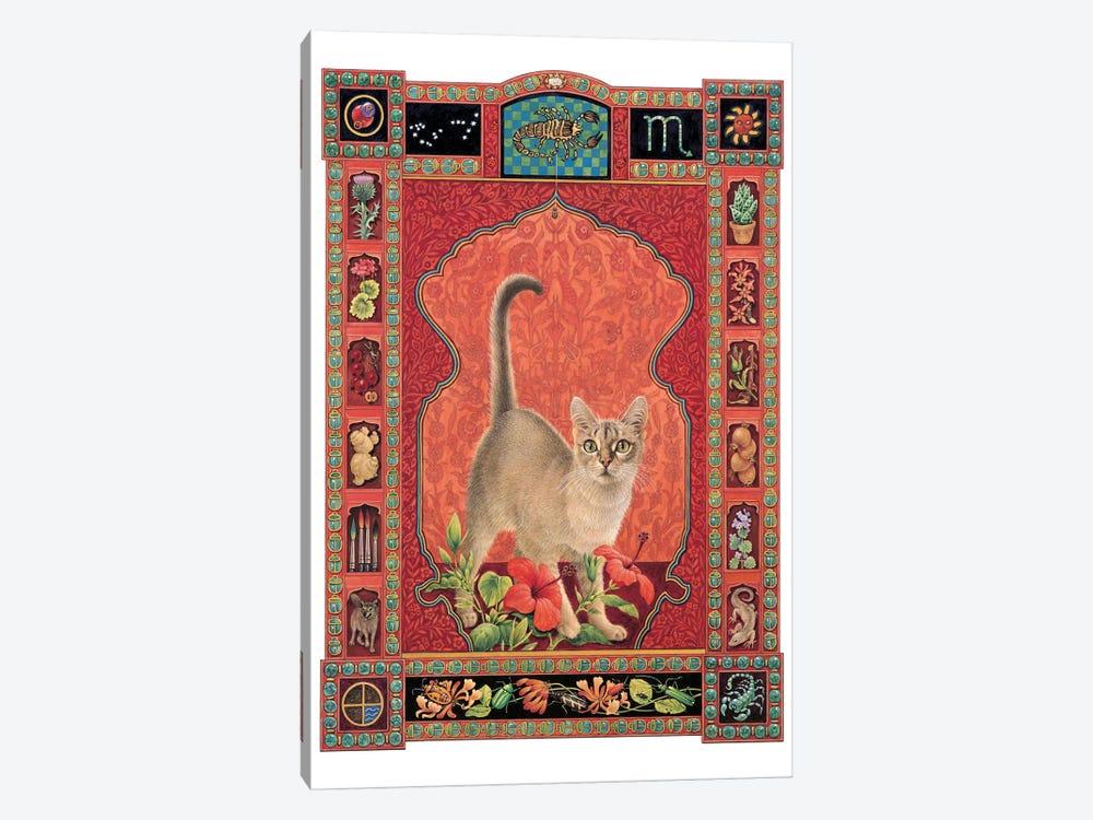 Scorpio - Sirius by Ivory Cats 1-piece Canvas Art Print