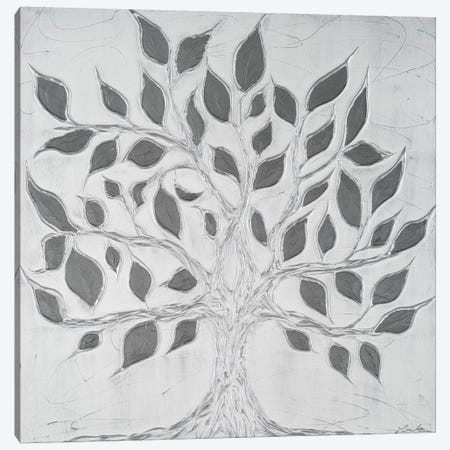 Tree Of Life 3-Piece Canvas #IWA13} by Ilonka Walter Canvas Artwork