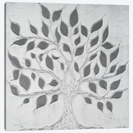 Tree Of Life Canvas Print #IWA13} by Ilonka Walter Canvas Artwork