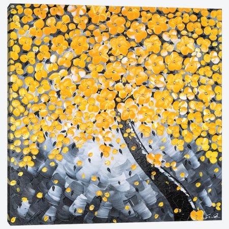 Sunny Times Canvas Print #IWA15} by Ilonka Walter Canvas Print