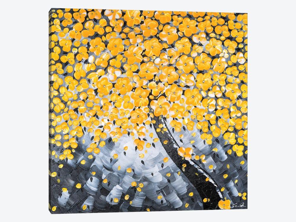 Sunny Times by Ilonka Walter 1-piece Canvas Art