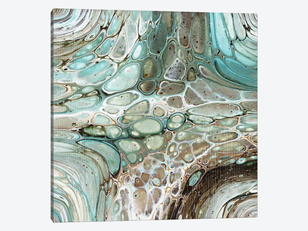Blue Emotion I by Ilonka Walter 1-piece Art Print
