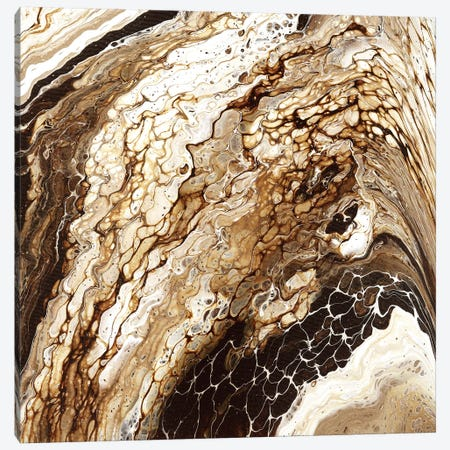 Drift Away II Canvas Print #IWA6} by Ilonka Walter Canvas Wall Art