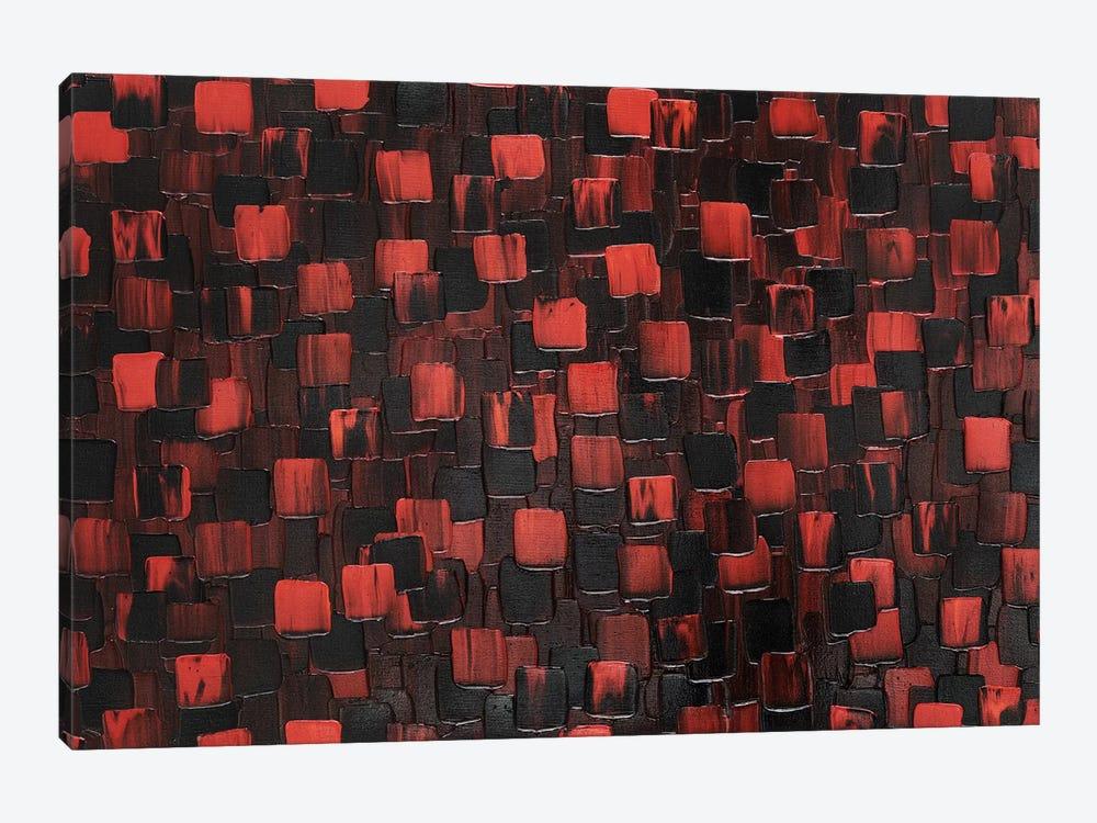 Powerful by Ilonka Walter 1-piece Canvas Wall Art