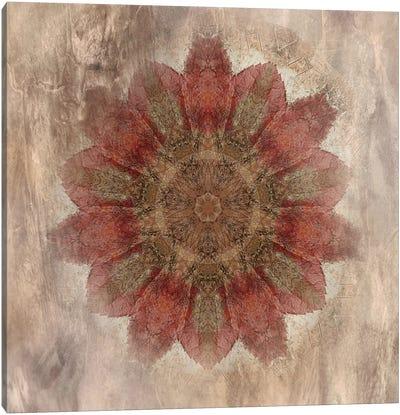 Autumn Kaleidoscope I Canvas Art Print