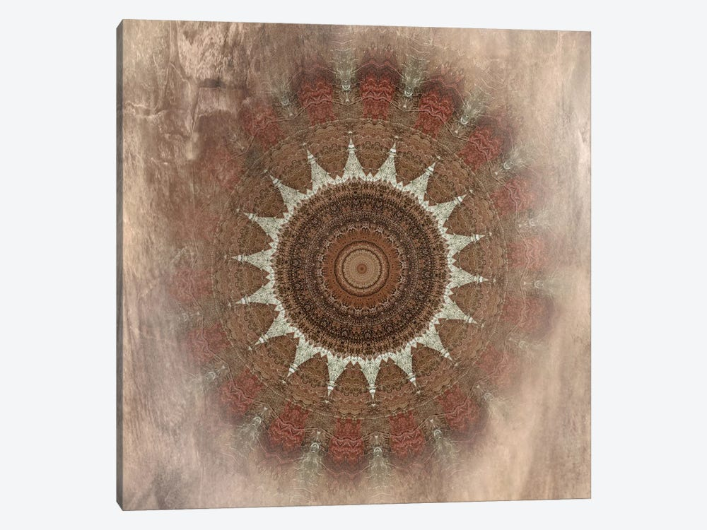 Autumn Kaleidoscope II by Irene Weisz 1-piece Art Print