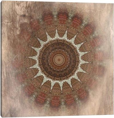 Autumn Kaleidoscope II Canvas Art Print