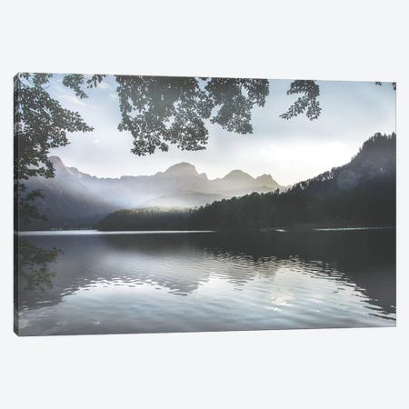 Day's End Canvas Print #IWE31} by Irene Weisz Canvas Wall Art