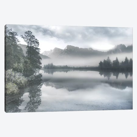 Gift of Silence Canvas Print #IWE33} by Irene Weisz Canvas Wall Art