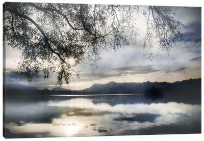 Staffelsee Lake Canvas Art Print