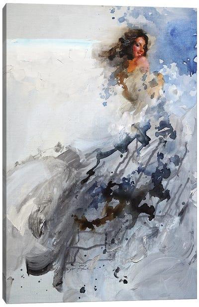 Dancer Canvas Art Print