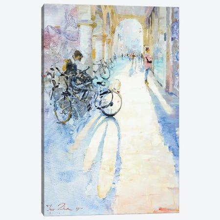 Light Und Shadows In The City Canvas Print #IZH26} by Igor Zhuk Canvas Art