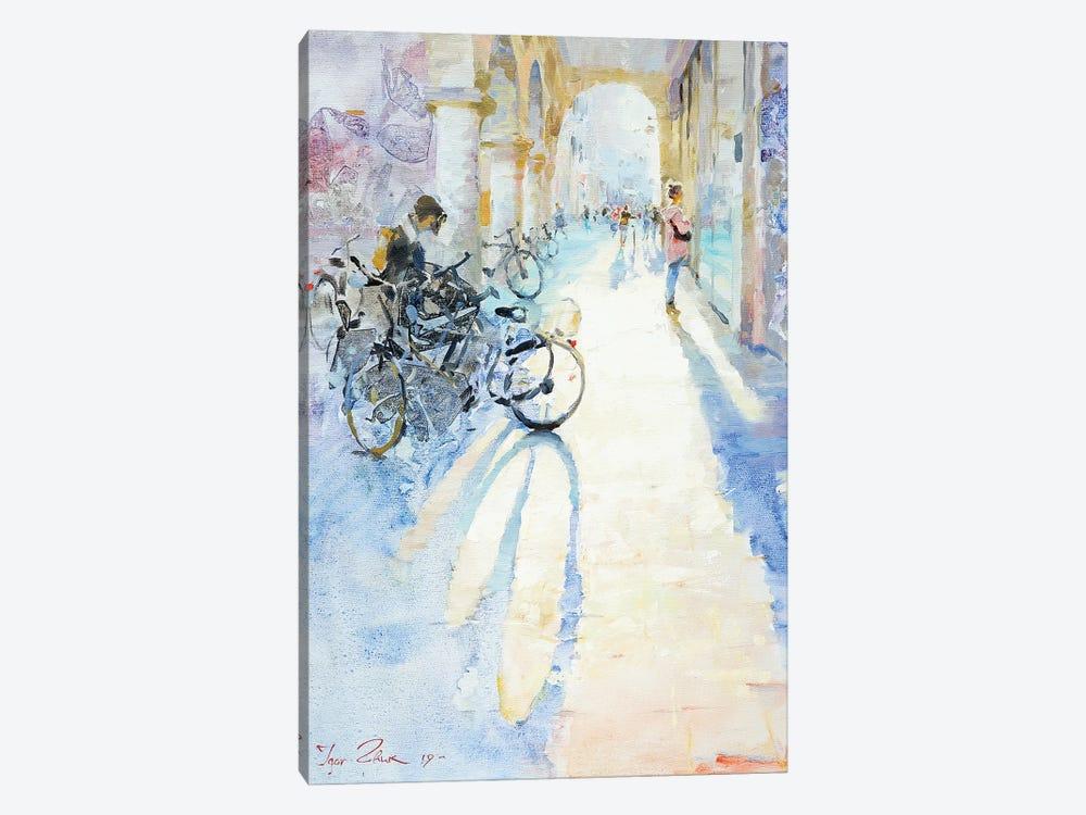 Light Und Shadows In The City by Igor Zhuk 1-piece Canvas Print