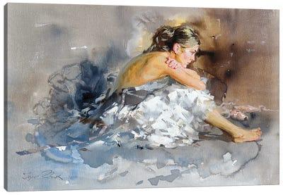 After The Dance Canvas Art Print