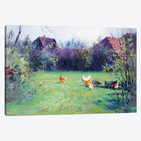 April Canvas Print #IZH3} by Igor Zhuk Canvas Art Print