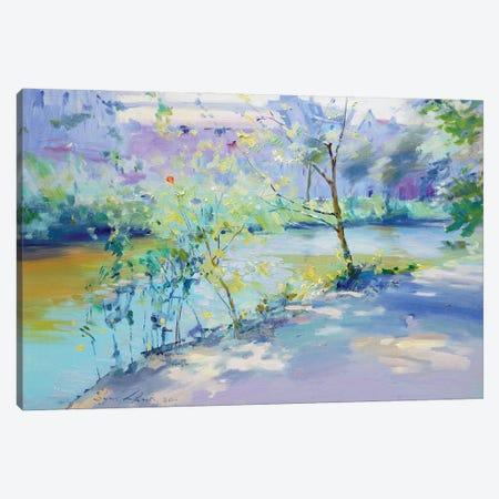 The Alley Canvas Print #IZH47} by Igor Zhuk Canvas Art