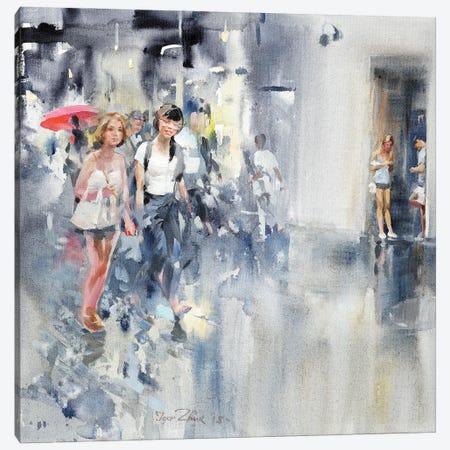 The Energy Of Rain Canvas Print #IZH48} by Igor Zhuk Canvas Print