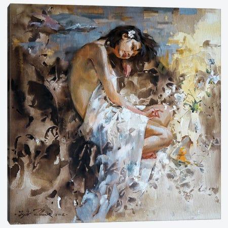 The Mood Canvas Print #IZH51} by Igor Zhuk Canvas Artwork