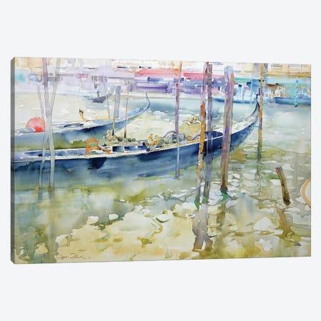 Venice I Canvas Print #IZH55} by Igor Zhuk Canvas Print