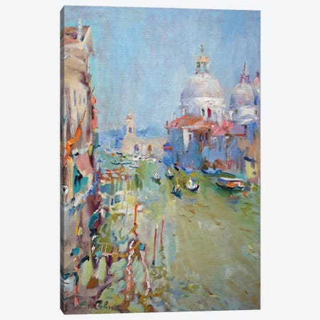 Venice II Canvas Print #IZH56} by Igor Zhuk Canvas Art Print
