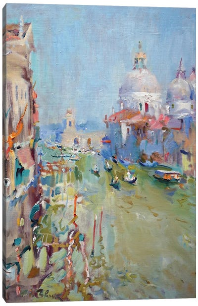 Venice II Canvas Art Print