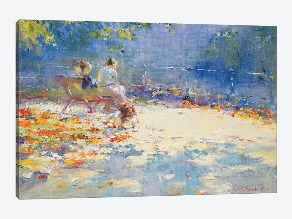 Warm September by Igor Zhuk 1-piece Art Print