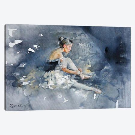 Balerina Canvas Print #IZH63} by Igor Zhuk Canvas Print
