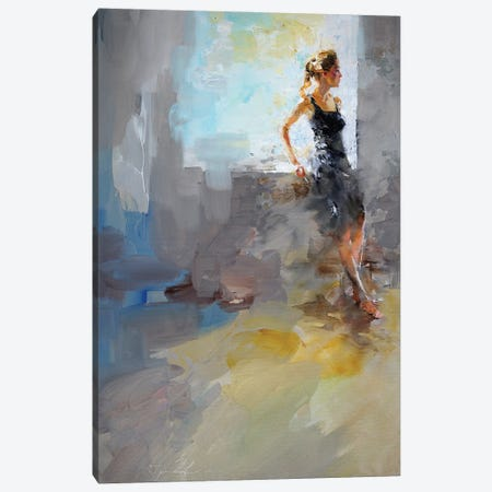 Expectation Canvas Print #IZH71} by Igor Zhuk Canvas Artwork