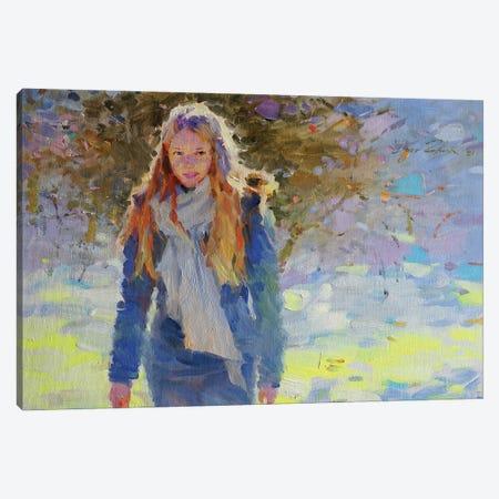 Winter 2021 Canvas Print #IZH82} by Igor Zhuk Canvas Art Print