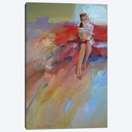 Amabile Canvas Print #IZH86} by Igor Zhuk Canvas Art