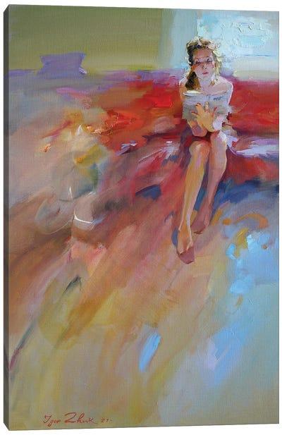 Amabile Canvas Art Print