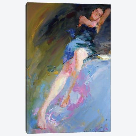 Sleeping Canvas Print #IZH88} by Igor Zhuk Canvas Print