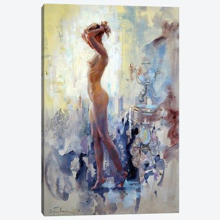 Awakening Canvas Print #IZH8} by Igor Zhuk Canvas Art Print