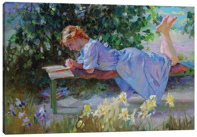 Exams Canvas Art Print